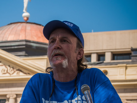 Ray Krone Shared His Wrongful Conviction Story at TADP Event