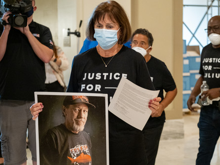 Exoneree Letter to OK Governor Requests Clemency for Julius Jones