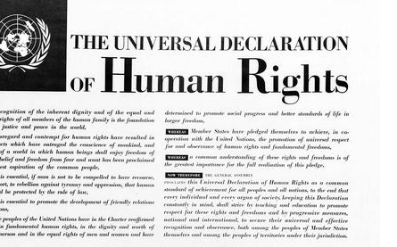 World Coalition Against the Death Penalty Statement on International Human Rights Day