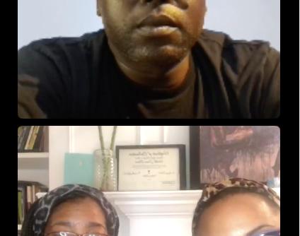 Herman Lindsey Brings Awareness to Julius Jones' Case with Cece Jones-Davis and Antoinette Jones