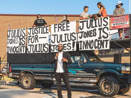 Execution Date Set for Julius Jones a Week After OK Board Recommends Commutation