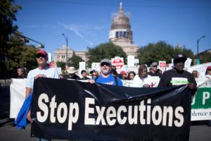 10/24/17: 18th Annual March to Abolish the Death Penalty in Austin, TX this Saturday