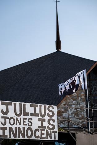 Oklahoma Board Recommends Commutation for Julius Jones