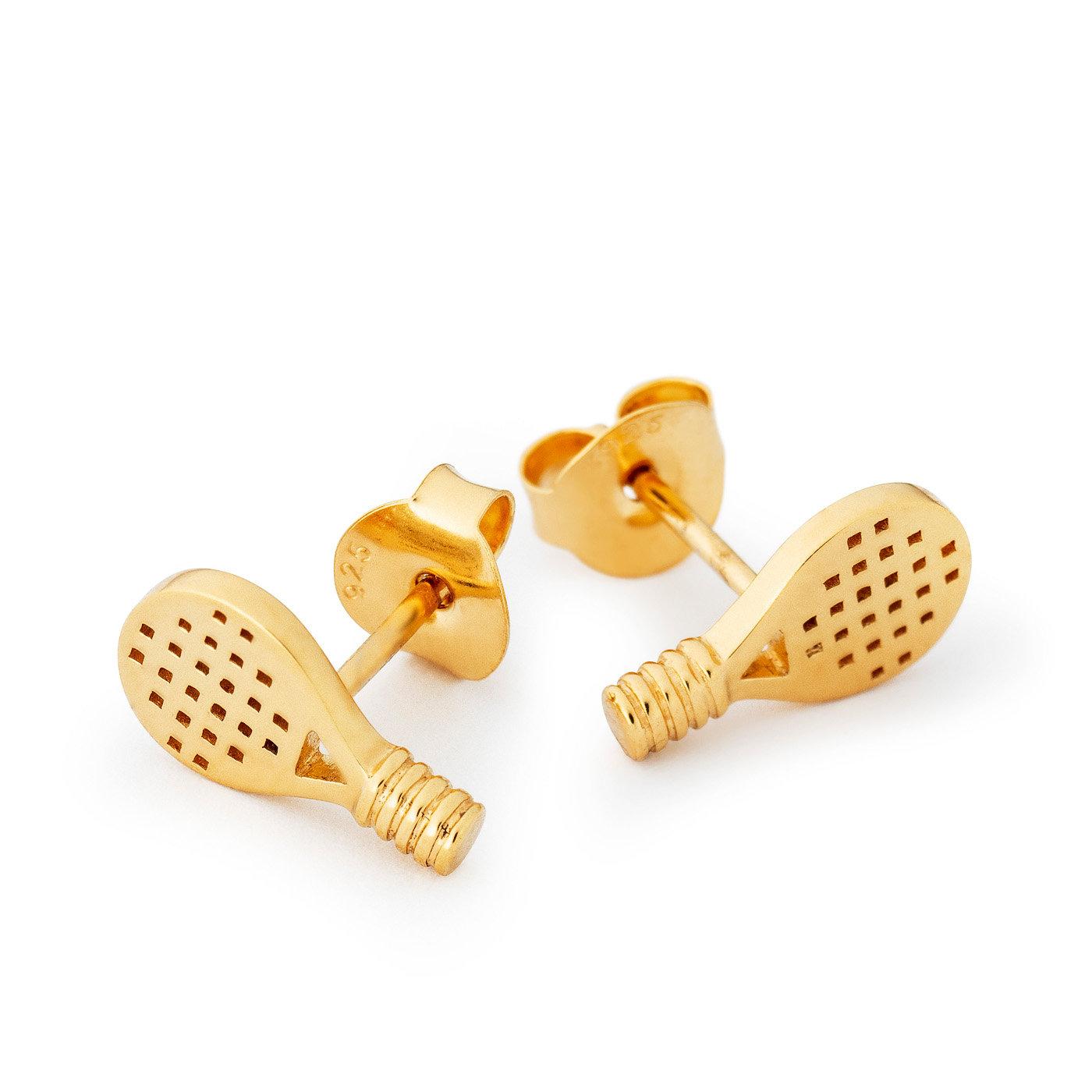Idiophone Earrings