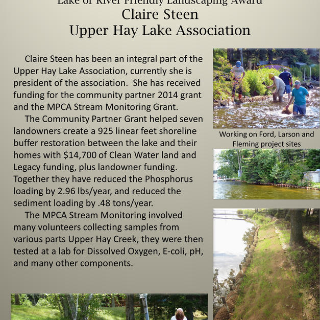 Claire Steen-Upper Hay Lake