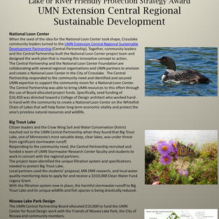 U of MN Extension Central