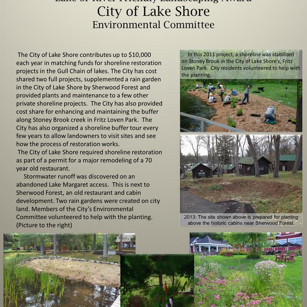 City of Lake Shore