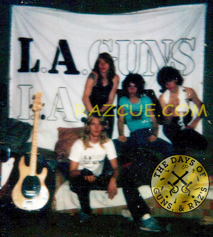 L. A. Guns 1984