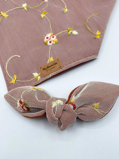 HAIRBOW FEUILLE D'OR