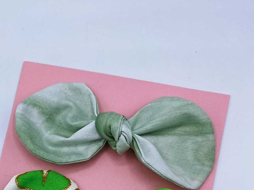 HAIRBOW MARBLE GREEN