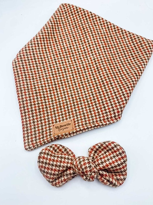 HAIRBOW PLAID D'AUTOMNE