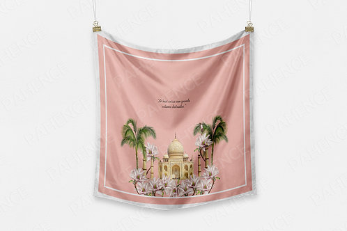 Pareô Scarf Taj Mahal