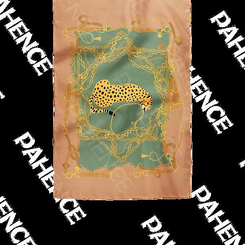 Pareô Correntes de leopardo