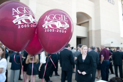 Aggie 100 2009
