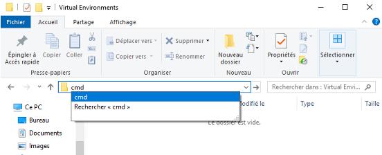 Python Virtual Environment( môi trường ảo) cho window