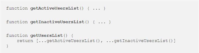 một hàm duy nhất để truy vấn cơ sở dữ liệu