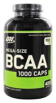 Optimum Nutrition BCAA 1000caps (400 caps)