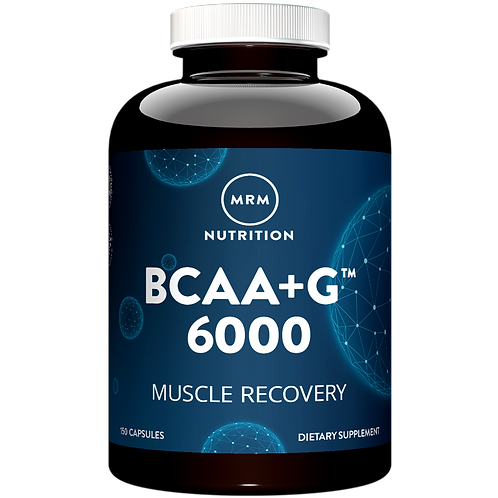 MRM BCAA+G 6000 (150 caps)