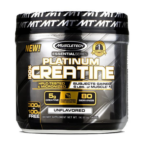 Muscle Tech Platinum Creatine (400g)