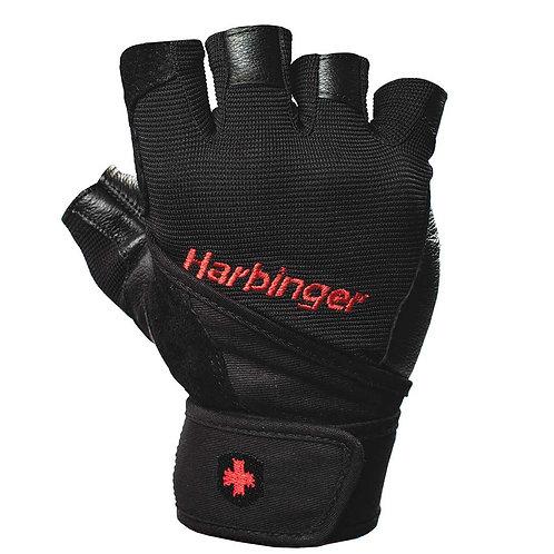 Harbinger Pro Wrist Wrap Gloves