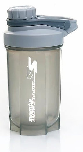 Supplement Square Shaker (500ml)