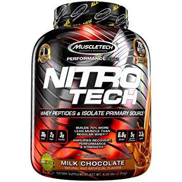 Muscle Tech Nitro Tech (4lbs)
