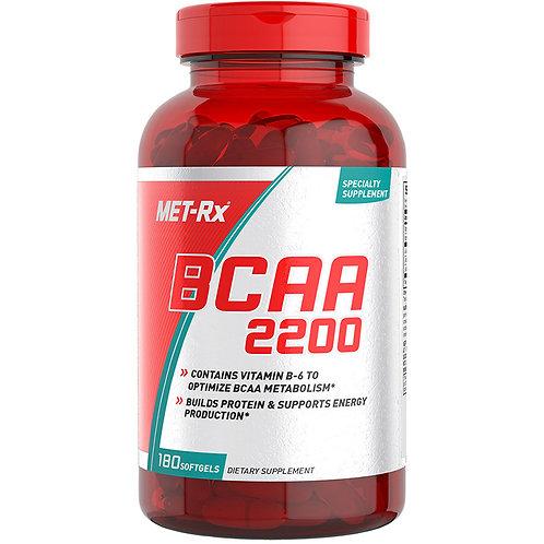 Met Rx BCAA 2200 (180caps)