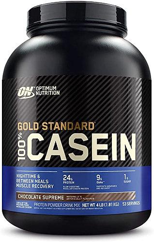 Optimum 100% Casein Protein (4lbs)