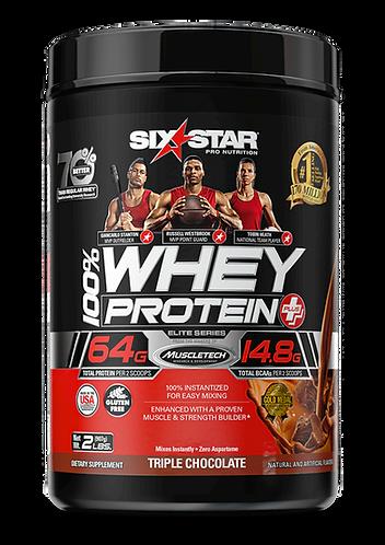 Six Star 100% Whey Protein Plus (2lbs)