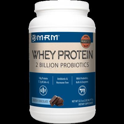 MRM Whey Protein Probiotics (2.2lbs)