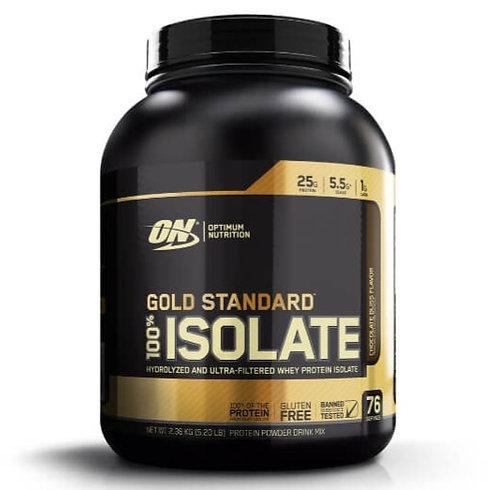 Optimum Nutrition Gold Standard 100% Isolate (5lbs)