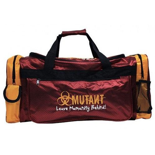 Mutant Red Gym Bag