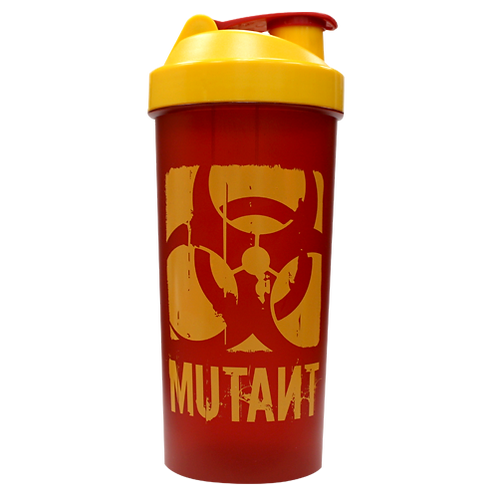 Mutant Protein Red Shaker (900ml)