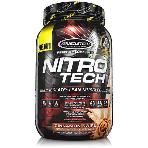 Muscle Tech Nitro Tech (2lbs)
