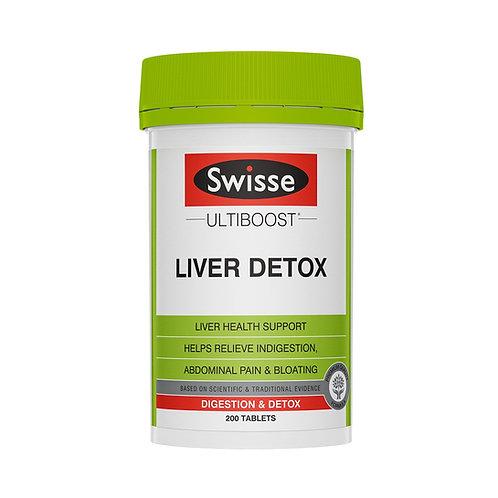 Swisse Liver Detox (200tabs)