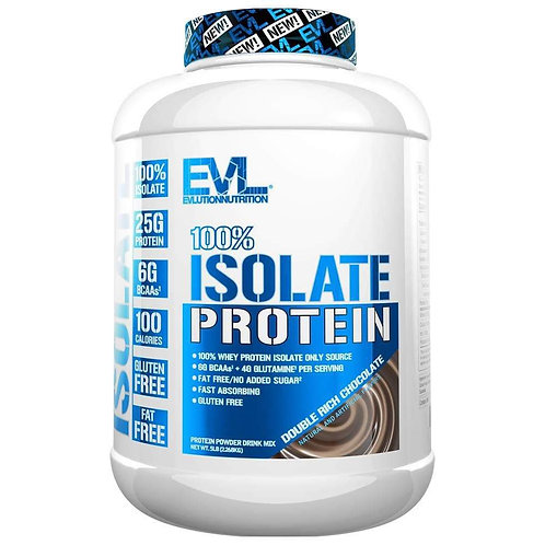 Evlution Nutrition 100% Isolate (5lbs)