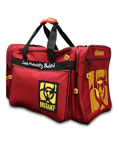 Mutant M2W LHB Red Gym Bag