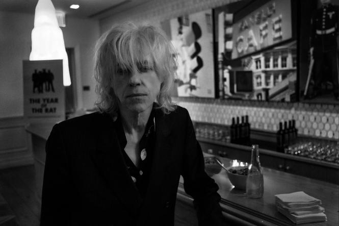 Sir Bob Geldoff