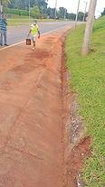 Manutenção das redes de captação de águas pluviais