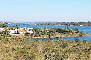 A história de Brasília e do cerrado brasileiro