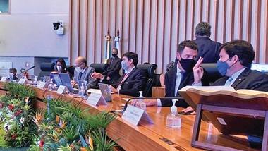 CLDF inicia o ano Legislativo de 2021