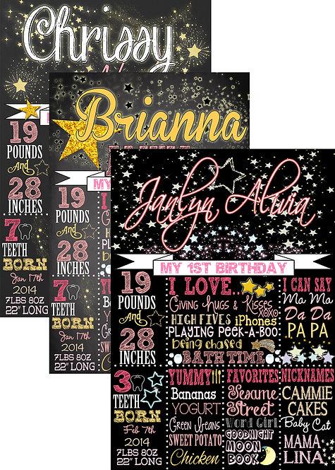 Twinkle LIttle Star Birthday