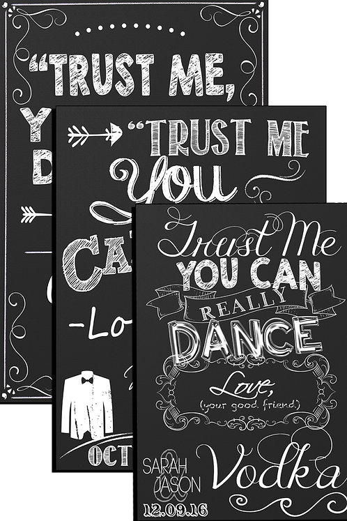 You Can Dance, From Vodka