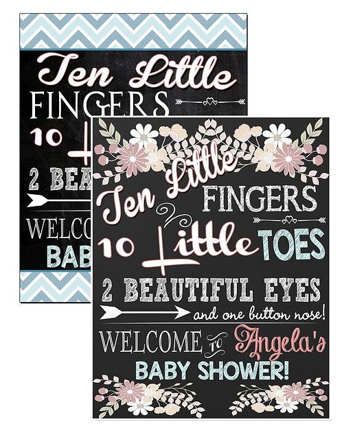 10 Little Fingers, 10 Little Toes 2