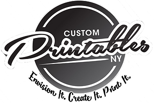 Custom Printables NY