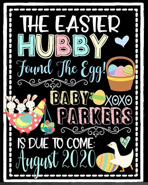 Funny Easter Pregnancy