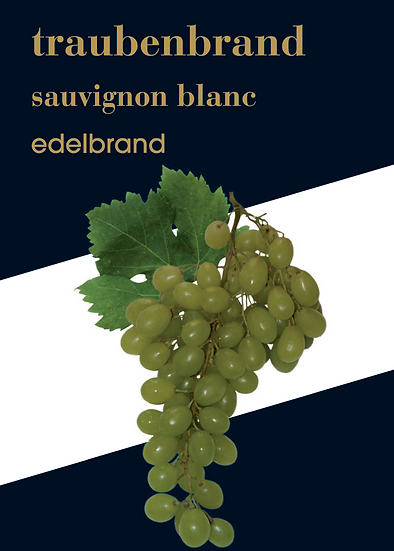 Traubenbrand Sauvignon Blanc 50cl