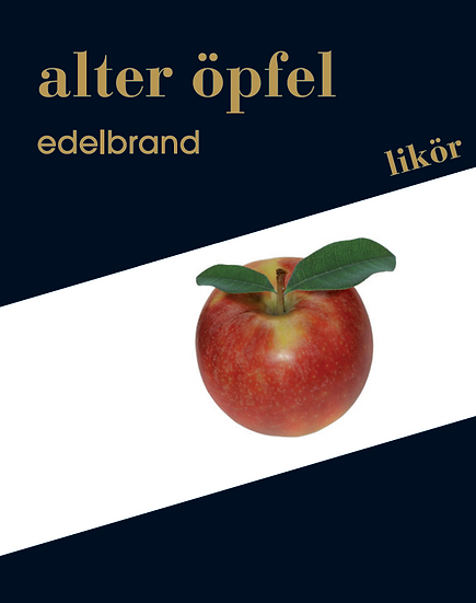 Öpfel Likör 50cl