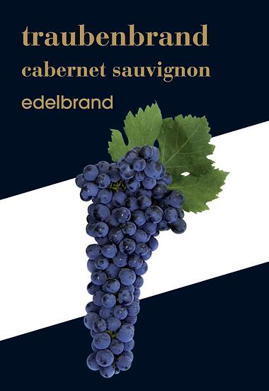 Traubenbrand Cabernet Sauvignon 50cl