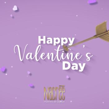 Nacree Valentine's Day Post